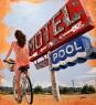 """""""Desert Pool""""_Acrylic & Oil_21""""x23"""""""