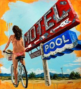 """""""Desert Pool"""""""