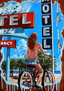 """Starlite Beach #2"" (Sold)"