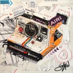 """Polaroid"", 12x12"", Sold"